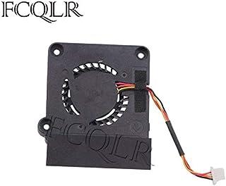 FCQLR Ventilador de la CPU del Ordenador portátil compatibles para ASUS EPC 1001 1001HA 1001PXQ 1005HA 1005PX 1005P EEE PC 1005PXD 1008HA MF40070V1-Q000-S99 R101D R101 enfriamiento Ventilador