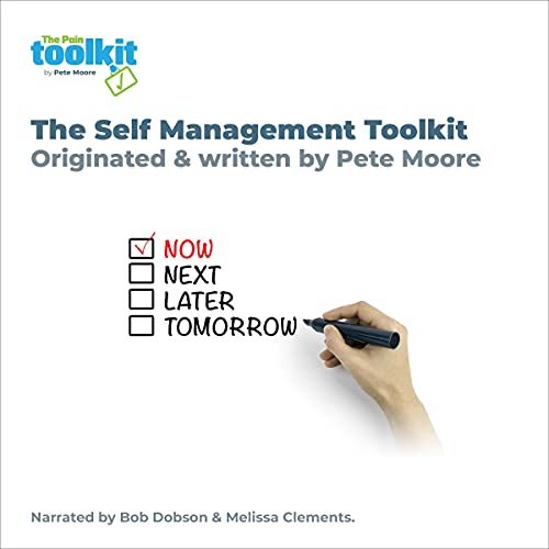 The Self Management Toolkit cover art