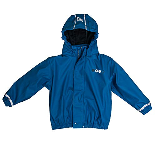 SALT AND PEPPER jongens regenjas Jacket RB Boys uni
