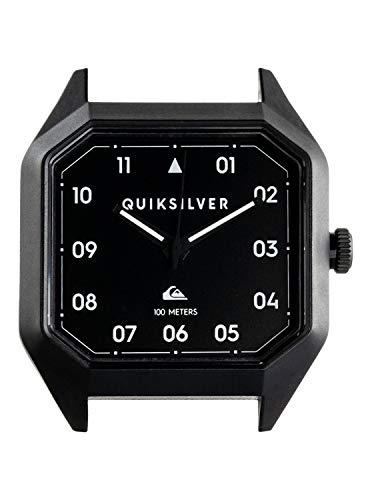 Quiksilver - Caja de reloj analógica - Hombre - ONE SIZE - Negro