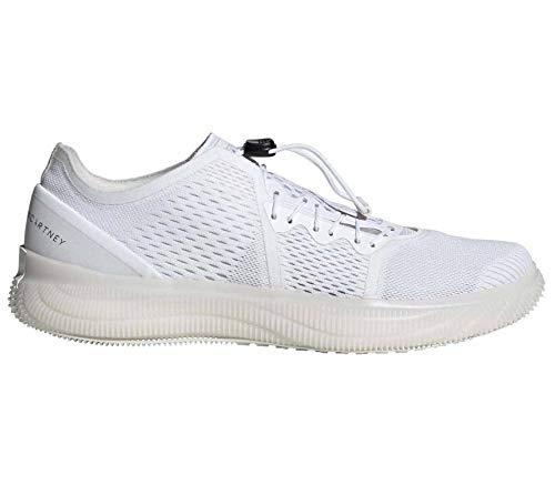 adidas Pure Boost Stella McCartney - Zapatillas de entrenamiento para mujer, Blanco (blanco), EU 39 1/3 - UK 6