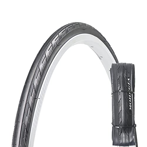MOHEGIA Bike Tire, 700 x 23C Folding Replacement Tire for Road Bicycle