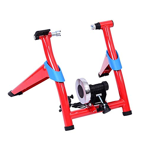 Rodillo Entrenamiento Bicicleta Ciclo del camino de montaña Bicicleta plegable de control de línea Montar Plataforma Plataforma de Formación Magnetorresistivo Aparcamiento bastidor de equipo bicicleta