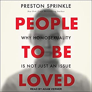 People to Be Loved audiobook cover art