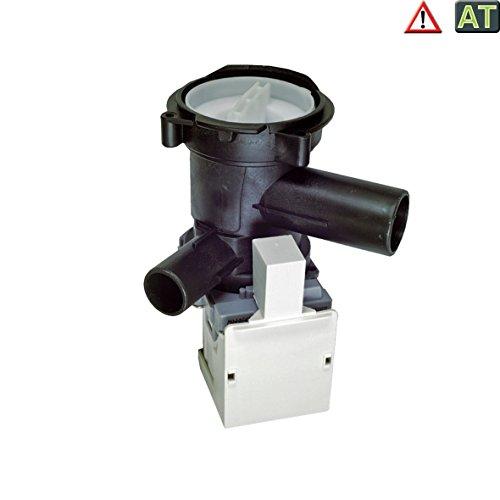 VIOKS Laugenpumpe Pumpe Abwasserpumpe Waschmaschine wie Bosch Siemens 00144978