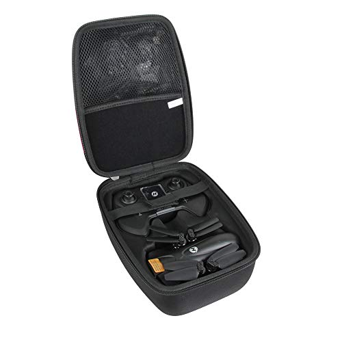 Hermitshell Hard Travel Case for Holy Stone HS165 GPS Drone FPV Drones with Camera for Adults 1080P HD Live Video