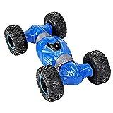 Voiture à distance de la télécommande de la télécommande de l'enfant,alimenté par 4WD montée sur 45 ° Rotation rotation rouleau de voiture jouets de voiture,chariot de rapide rechargeable sans fil