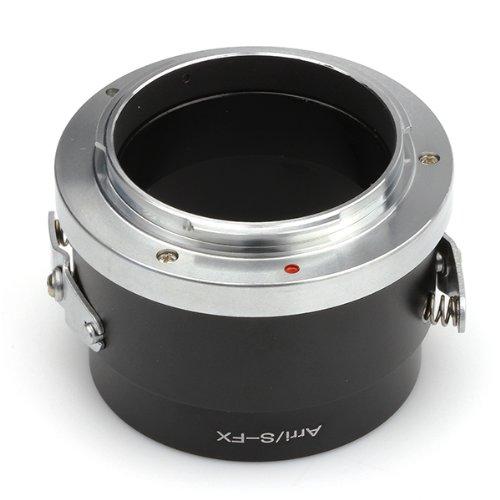 Pixco Objektiv-Adapter für Arriflex Arri S Cine Objektiv auf Fujifilm X-Pro1FX Mount Adapter ohne Stativ X-E1X-M1Kamera