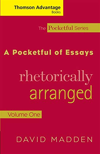 Cengage Advantage Books: A Pocketful of Essays: Volume I,...