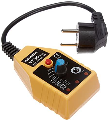 Metrix VT35 - Comprobador de enchufes (230 V) (Varios)
