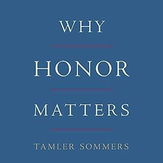 Couverture de Why Honor Matters