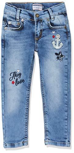 Salt & Pepper Mädchen 03120230 Jeans, Blau (Original 099), (Herstellergröße: 92)