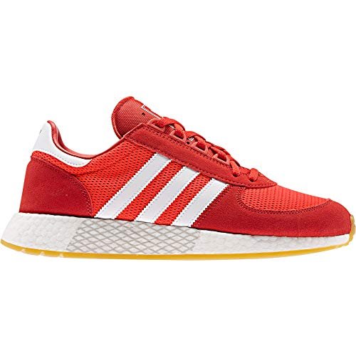 adidas Marathon Tech Chaussures Solar Red/FTWR White