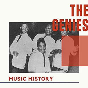 The Genies - Music History