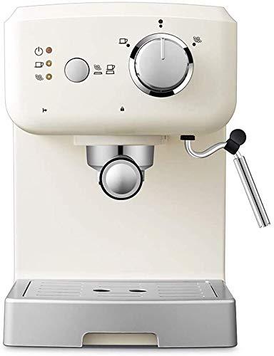 Wyyggnb Coffee Machine, Espresso Machines Home Office Small Semi-Automatic Espresso Machine Steam Milk Frother Coffee Machine Coffee Maker