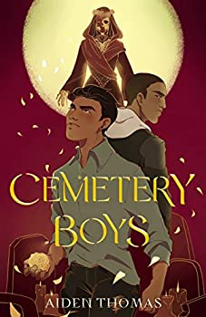 Cemetery Boys by Aiden Thomas science fiction and fantasy book and audiobook reviews