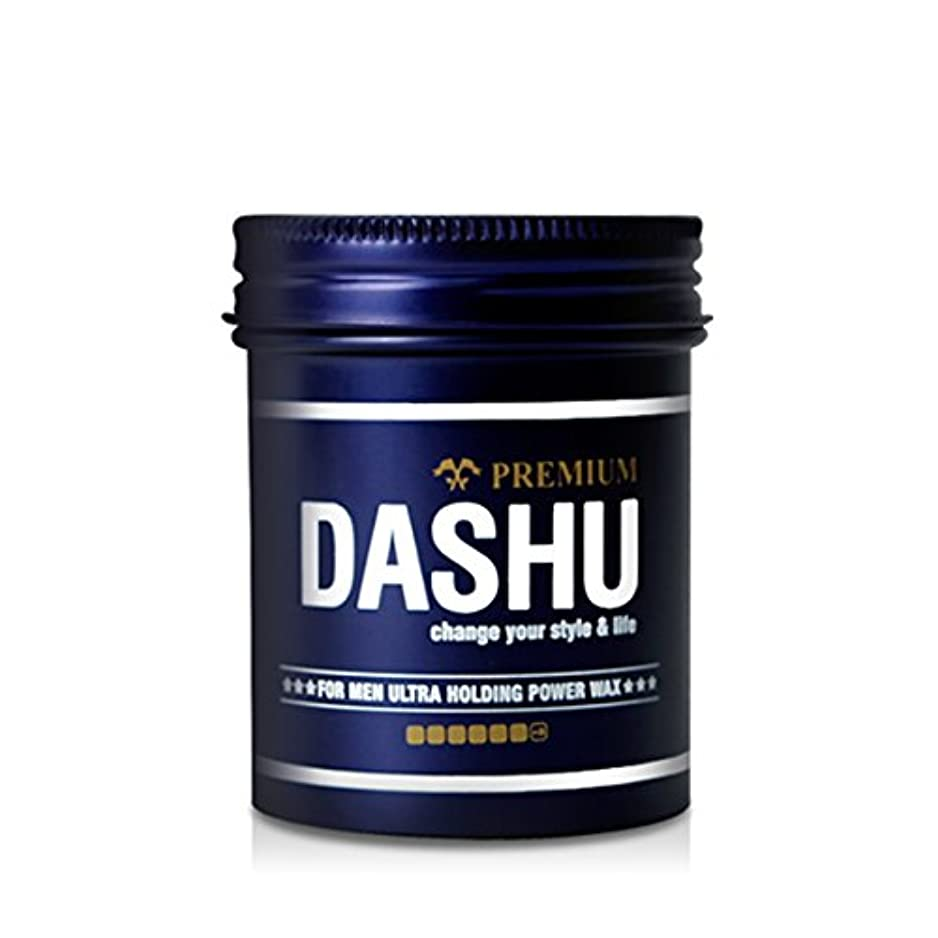 バイパスパフなめらか[DASHU] ダシュ For Men男性用 プレミアムウルトラホールディングパワーワックス Premium Ultra Holding Power Hair Wax 100ml/ 韓国製 . 韓国直送品