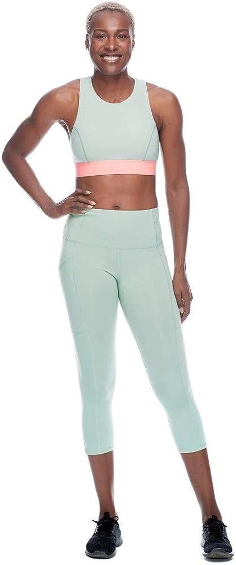 Body Glove Women's Work Ranking TOP13 It Sale Pant Performance Fit Capri Activewear
