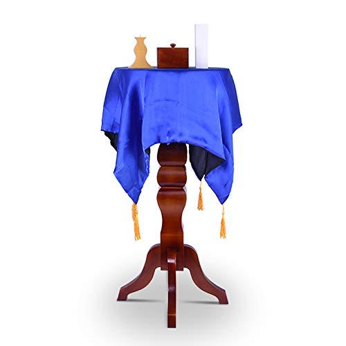 Schwebender Tisch mit Tragetasche – Magic Flying Table für professionelle Zauberer, Zaubertricks, Zauberer, Bühnenschwebung, Illusion
