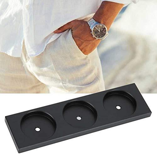Leftwei Watch Oil Pen Base, Herramienta de Mantenimiento Multifuncional Impermeable Herramienta de reparación de Relojes, súper Duradera para Hombres, Mujeres, Uso doméstico, reparación de Relojes,