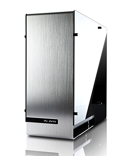 In Win 909 Tower Computer Silber Fall