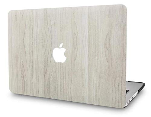 KECC MacBook Air 13 Inch Case Plastic Hard Shell Cover A1466/A1369 (Pine Wood 2)