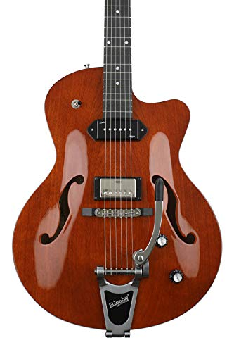 Godin 5th Ave Uptown Custom Havana Brown · Elektrische Gitaar