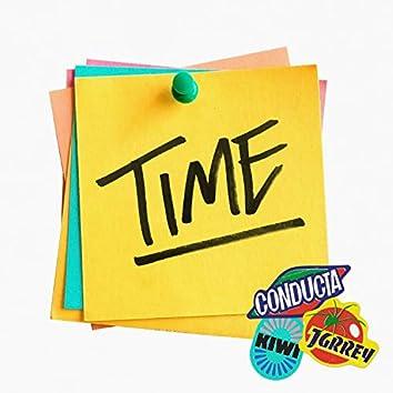 Time (feat. JGrrey)