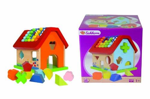 Eichhorn - 100002094 - Façonnez de tri de cube