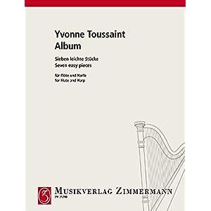 Album für Flöte und Harfe