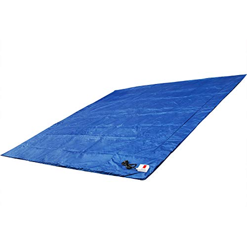Lowest Prices! Bestauto Concrete Blanket Electric Concrete Curing Blanket Rapid Thaw Ground Thawing ...