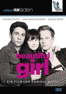 HARTL, DOMINIK / PILOTTI, GIACOMO / MCKINNON, JANA NAOMI - Beautiful Girl (1 DVD)