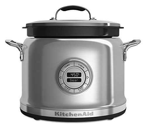 KitchenAid 4-Quart Multi-Cooker (KMC4241SS)