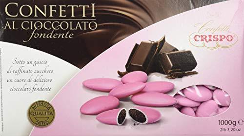 Crispo Confetti Al Cioccolato 1Kg Rosa