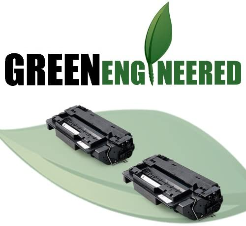 GreenEngineered Remanufactured Black Toner Cartridge Dual Pack for HP Q6511X HP 11X Supported product image
