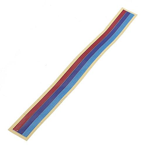 YONGYAO grill Vinyl Strip PVC sticker voor BMW M3 M5 E30