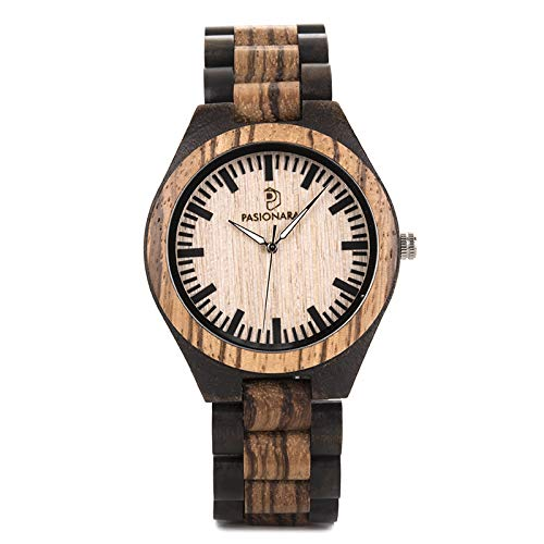 Original Pasionar Unikat Uhren - für Paare oder einzeln für Ihn oder Sie (für Sie)