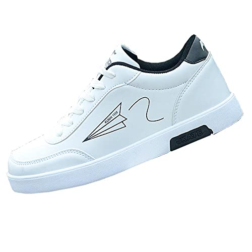 Robbie jones Men Sneakers Casual Shoes for Men and Boys White Made in India