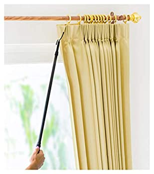 Best curtain pull rod wand Reviews
