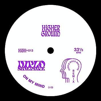 On My Mind (Purple Disco Machine Remix)