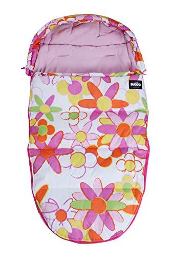 The Buppa Brand SummerHaven 9A110201 - Saco de invierno universal para cochecito de bebé, multicolor