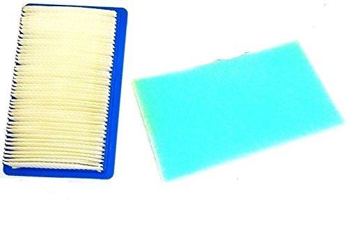 Genuine Honda OEM Air Filter & Pre Filter 17211-ZG9-M00, 17218-ZG9-M00 for GXV140