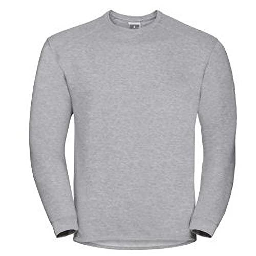 Russell - Sweatshirt de travail - Homme (2XL) (Gris clair)