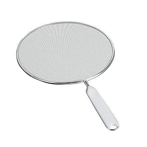 Metaltex 206121 Spritzschutz Fritto, 21 cm, verzinnt