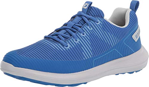 Footjoy Herren Fj Flex Xp Golfschuhe, Blau (blau), 39.5 EU