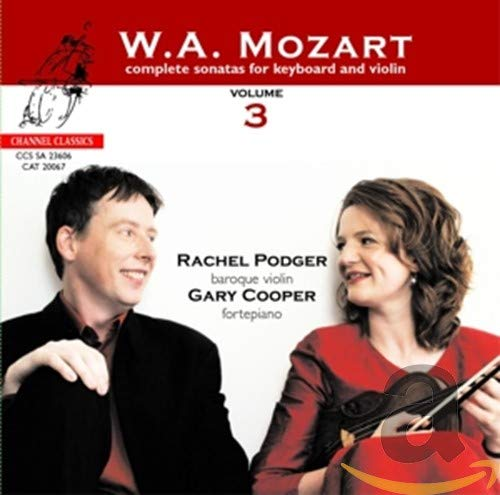 Violin Sonatas 3 (Hybr)