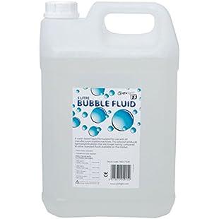 5 Litre Professional Bubble Fluid - lightweight long-lasting bubbles