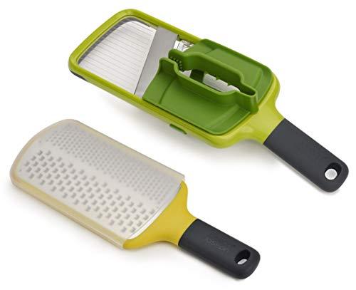 Joseph Joseph Juego de Gadgets para Preparar Alimentos de 2 Piezas, Plastic