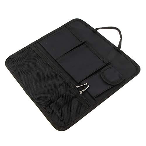 Sharplace Sac à Main Ordinateur Portable pour Laptop 15.6 Pouces Unisexe pour Randonnée Voyage Scolaire Bureau Trekking - Noir 2, comme décrit