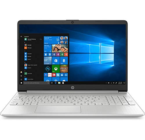 "HP-PC 15s-fq0003nl Notebook, Intel Core i3-8145U, RAM 8 GB, SSD 256 GB, Grafica Intel UHD 620, Windows 10 Home, Schermo 15.6"" HD Antiriflesso, Micro-E"
